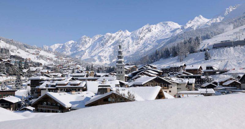 Ski de randonnée en partie interdit à La Clusaz ce week-end
