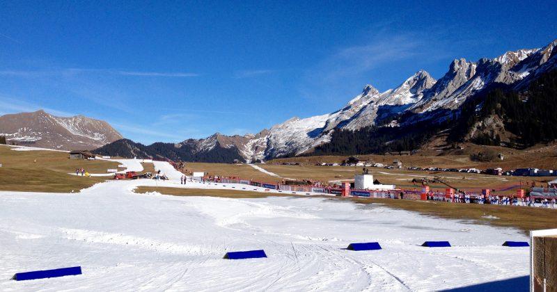 Superbe Coupe du Monde de ski de fond à La Clusaz