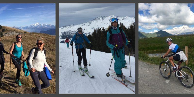 Des stages pour les filles qui aiment la montagne