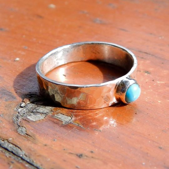 Snowflike-chamonix-jewelry-ring-turquoise