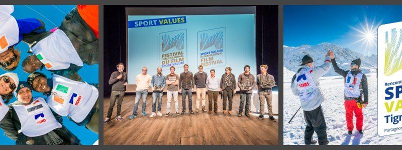 Conférences, films et débats autour du sport à Tignes