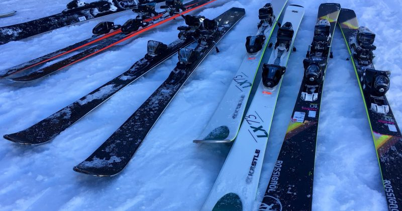 Tests : skis femmes 17/18 – piste polyvalents
