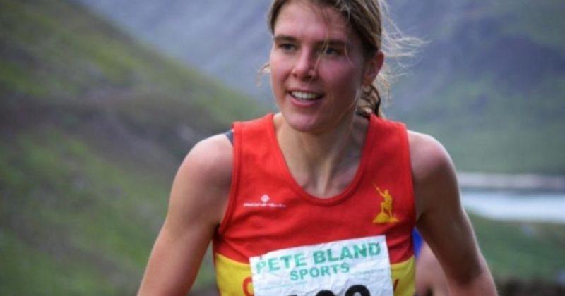 Jasmin Paris est la première femme à remporter la Montane Spine Race