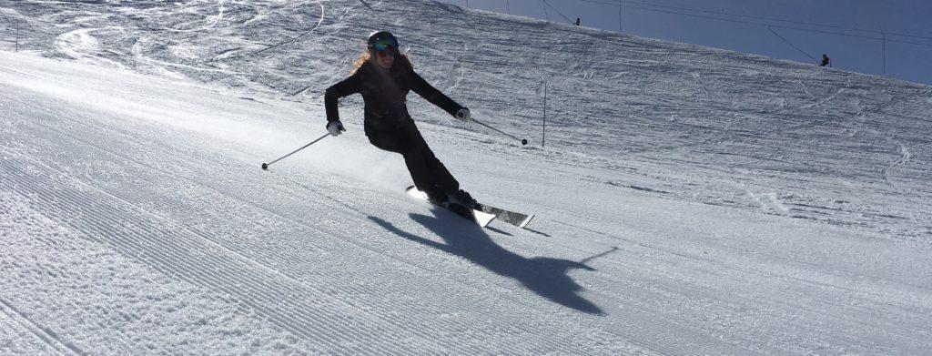 Tests : skis femmes 18/19 - piste performance - snowflike